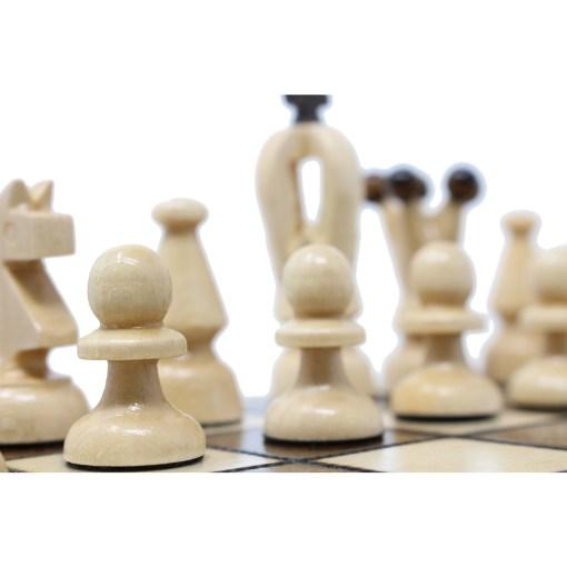 木製チェスセット ロード 31cm 12