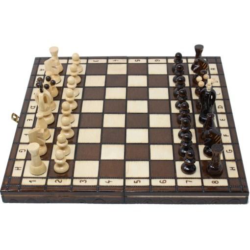 木製チェスセット ロード 31cm 13