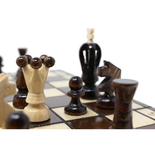 木製チェスセット ロード 31cm 16