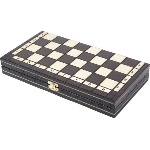 木製チェスセット オリンピアード 35cm クラシックA 2