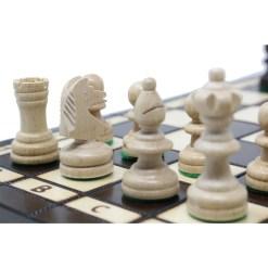 木製チェスセット オリンピアード 35cm クラシックA 7