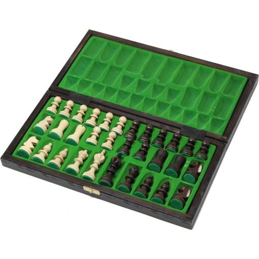 木製チェスセット オリンピアード 35cm クラシックB 4
