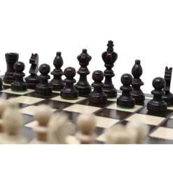 木製チェスセット オリンピアード 35cm クラシックB 8