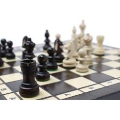 木製チェスセット オリンピアード 35cm クラシックB 16