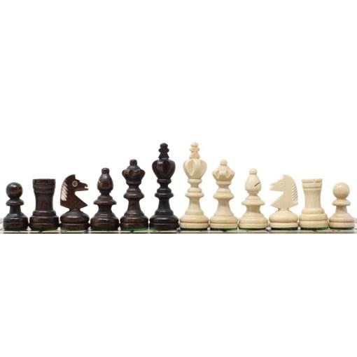 木製チェスセット オリンピアード 35cm クラシックB 18