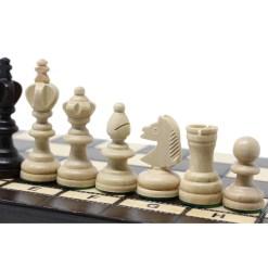 木製チェスセット オリンピアード 35cm クラシックB 22