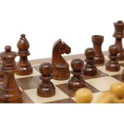 木製チェスセット オリジン 31cm 磁石式 15