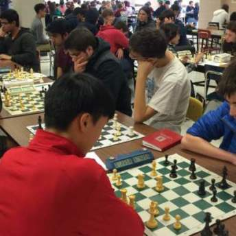 West Chicago High School Chess Tournament