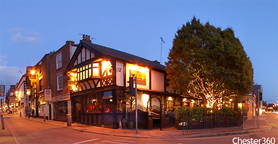 Chester 360 176 Barlounge Watergate St Chester