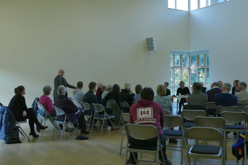 Harry Barnes Chesterfield Civic Society