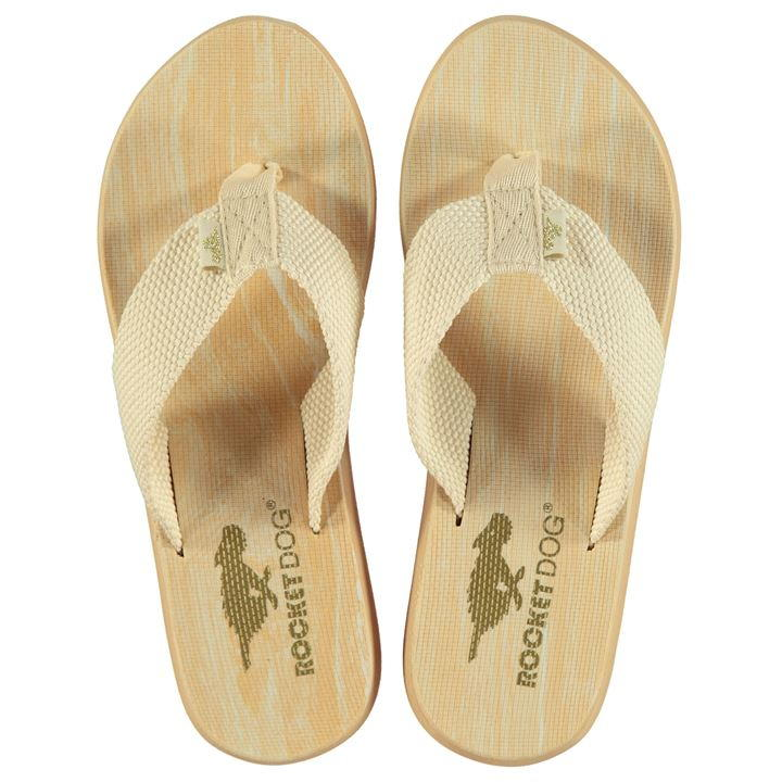 Rocket Dog Nina Web Flip Flops Ladies