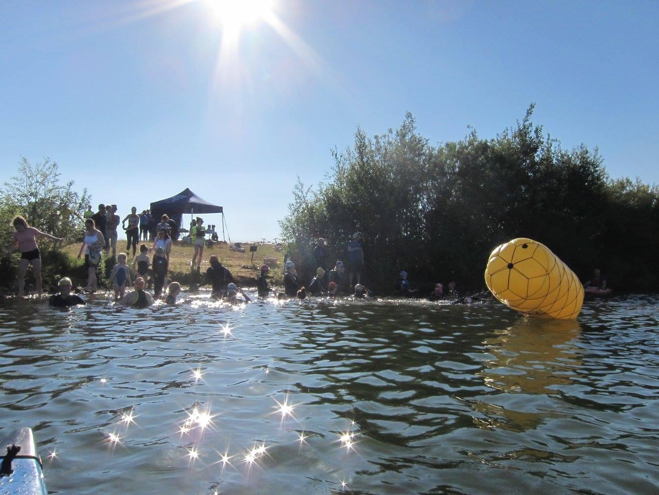 Open water swimming – Chester Triathlon Club