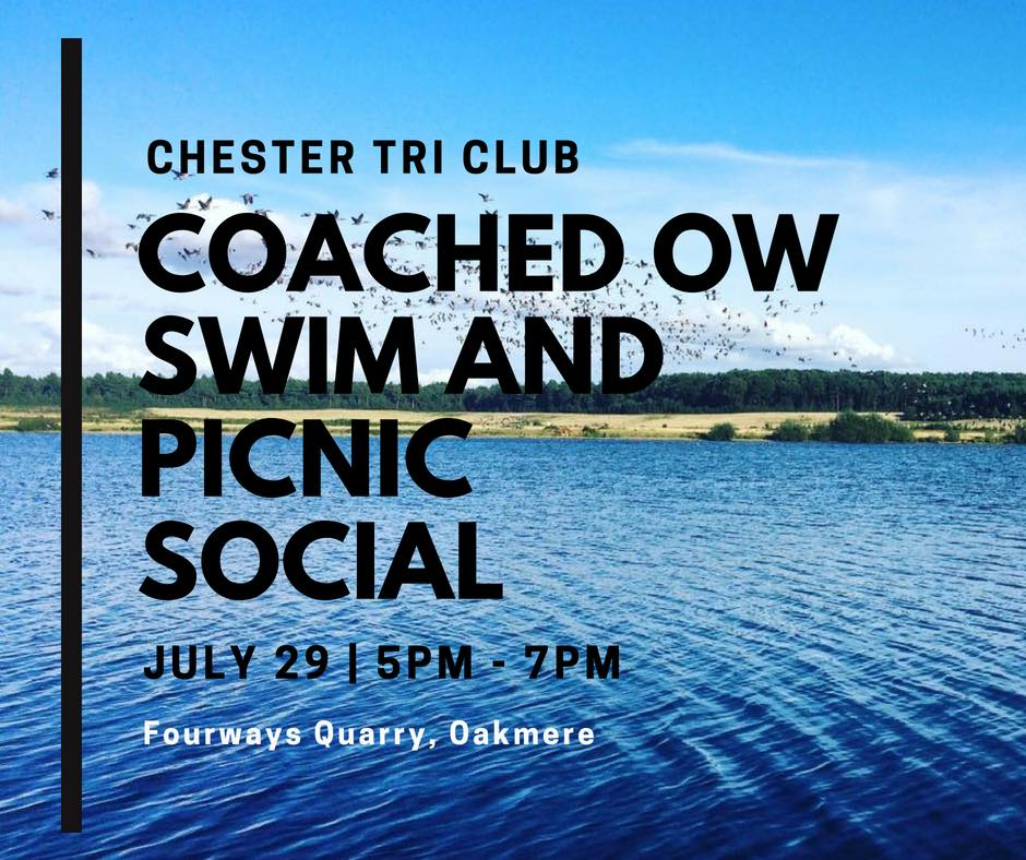 Open Water Swim and Picnic Social