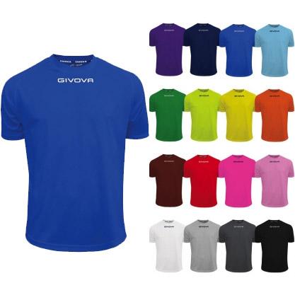 16 Givova Training T Shirts