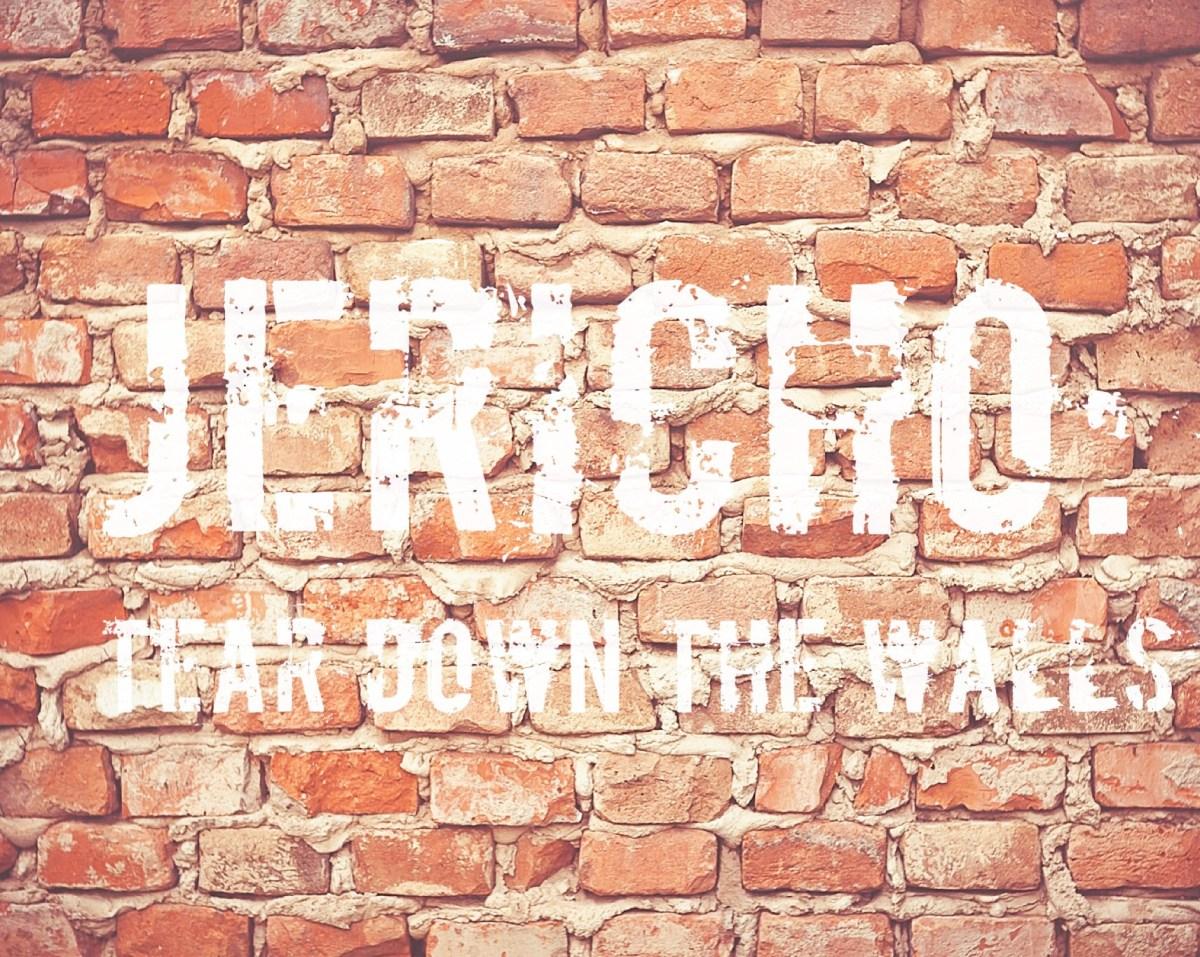Tear Down the Walls of Jericho – Samuel Burger – January 19, 2017 Evening