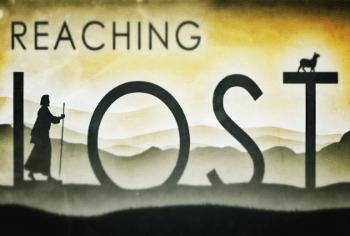 Reach The Lost Pt 2 – Samuel Burger – October 10, 2017