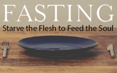 Fasting: Physical Obedience Brings Spiritual Victory – Samuel Buger – December 30, 2018