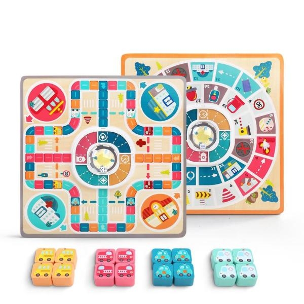 Parent and child Interactive Game Chessboard