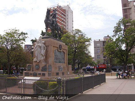 Monumento Manuel Belgrano - Sgo. del Estero