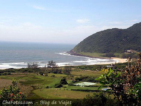Praia de Silveira - Garopaba