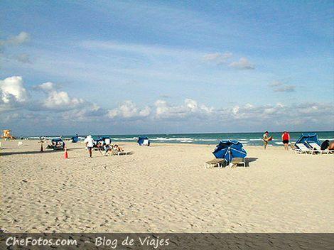 Playa de Miami, centro de South Beach
