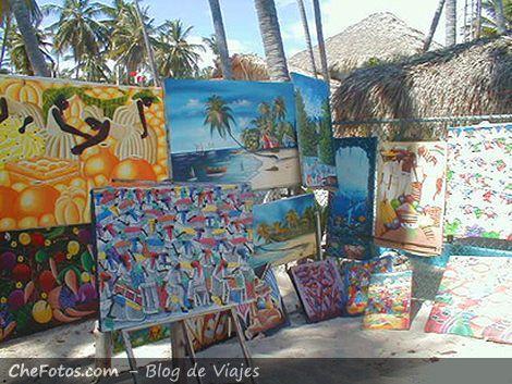 El arte y la pintura en Punta Cana