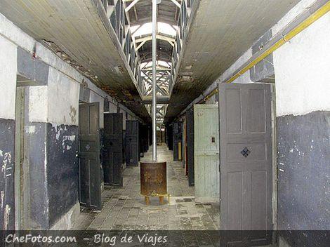 Ex Cárcel de Ushuaia, el Presidio