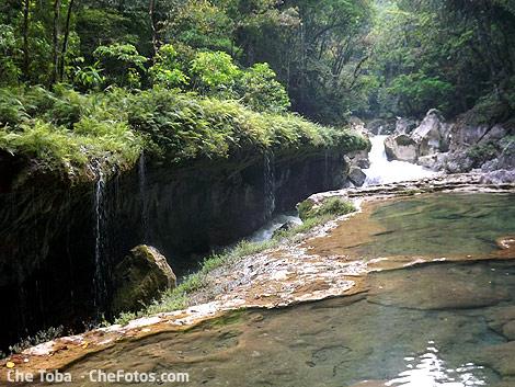 Sumidero natural Río Cahabón