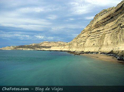 Playas de Puerto Pirámides