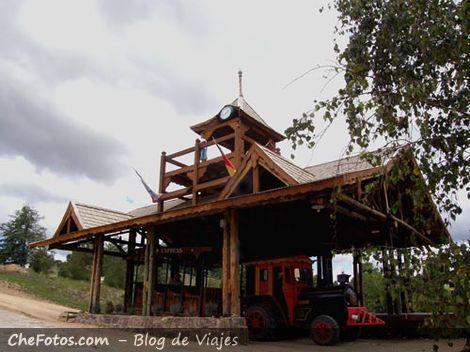 Adler Express La Cumbrecita