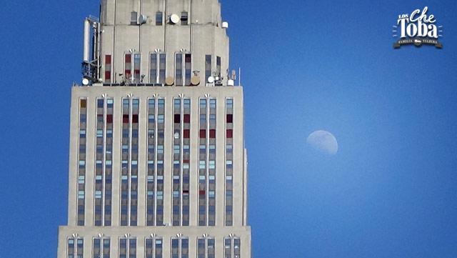 La Luna y el Empire State