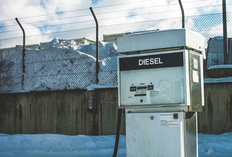 Tipos de combustibles para automóviles en América