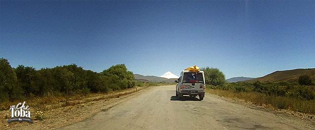 Familia Viajera en La Gauchiita