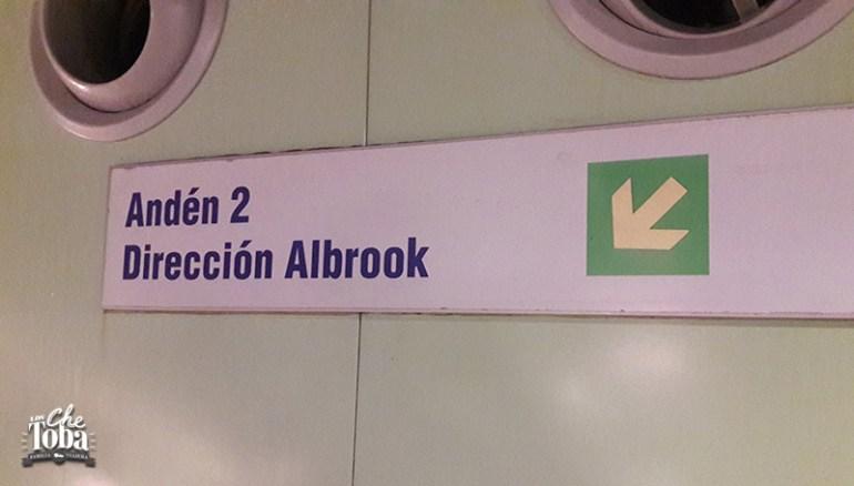 Cómo llegar al Albrook desde el centro de Panamá