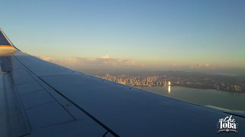 Copa Airlines escala en Panamá