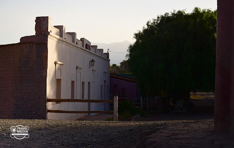 Pueblo de Saujil