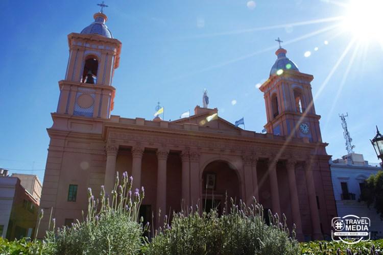 Tour Virtual 360º Plaza y Catedral de Catamarca