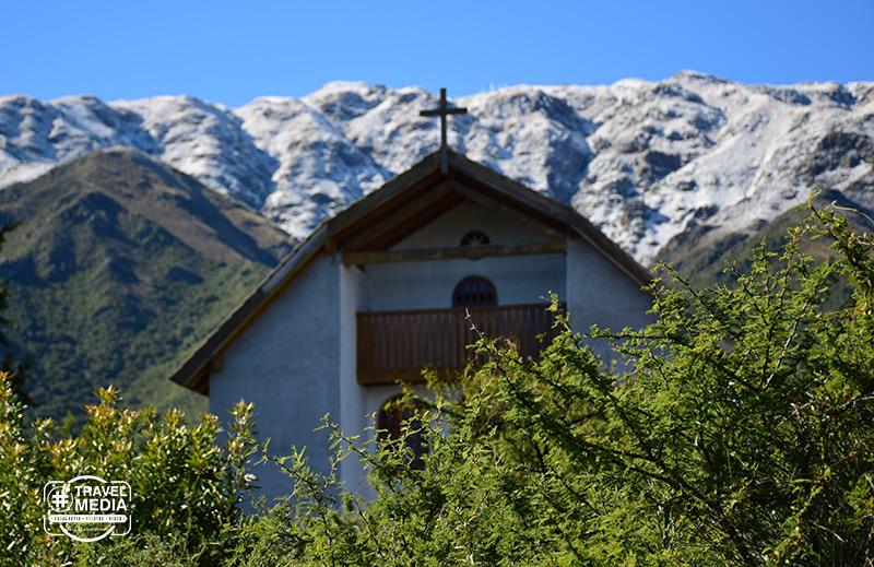 Visitar el Monasterio de Belén cerca de Merlo