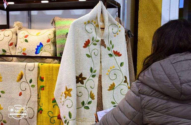 Ponchos y tejidos de Catamarca