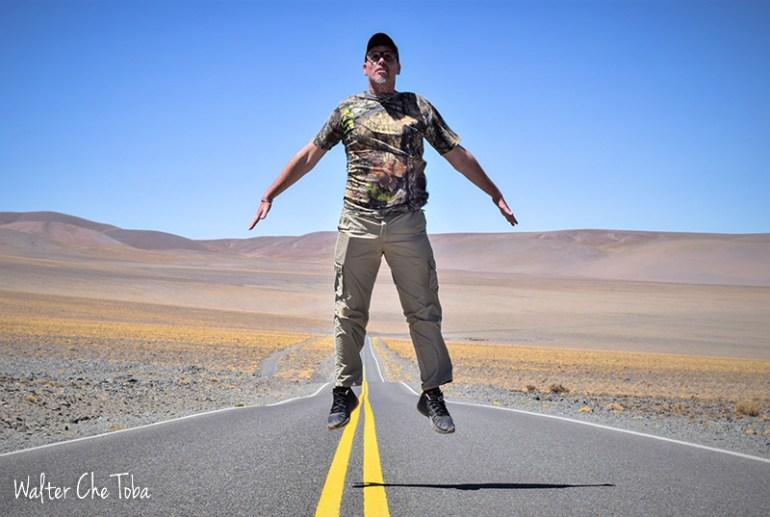 "Walter ""Che Toba"", Viajero, Travel Media, Observador de aves"