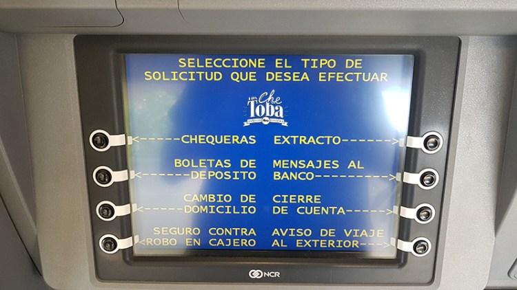 Cómo dar aviso de viaje al exterior por cajero automático