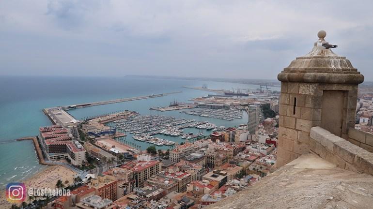 Primer viaje por España y Marruecos