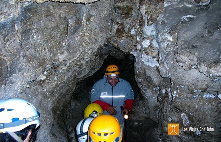 Excursión a la Cueva de las Brujas