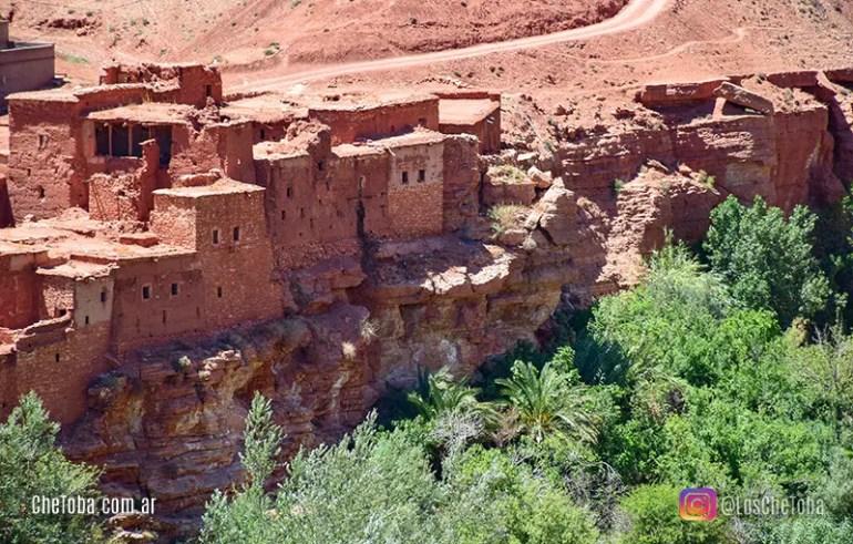 Kasbash Marruecos