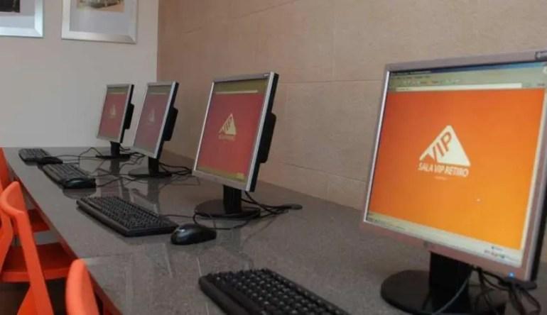 Sala VIP Retiro - Empresas habilitadas