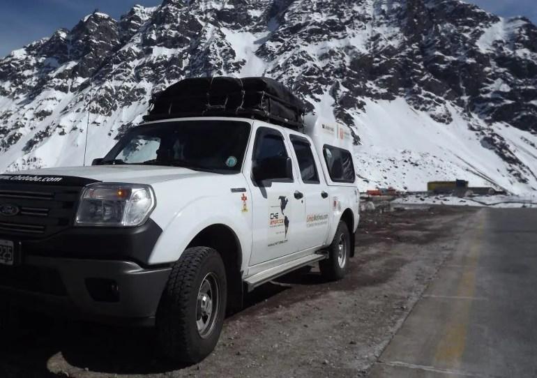 Enviar un vehiculo a la Argentina desde Estados Unidos