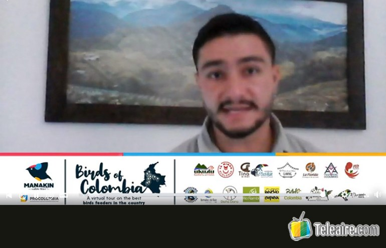 Aviturismo en Colombia