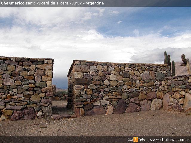 Paredes de Piedra Pucará Jujuy