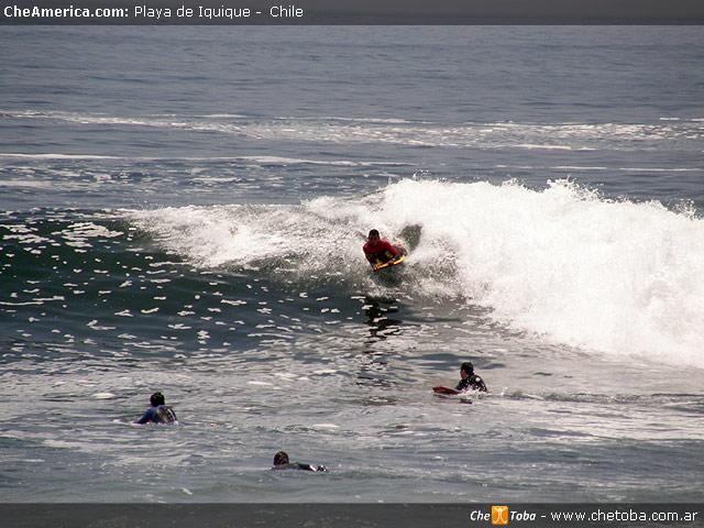 Bodyboard - Surf en Iquique