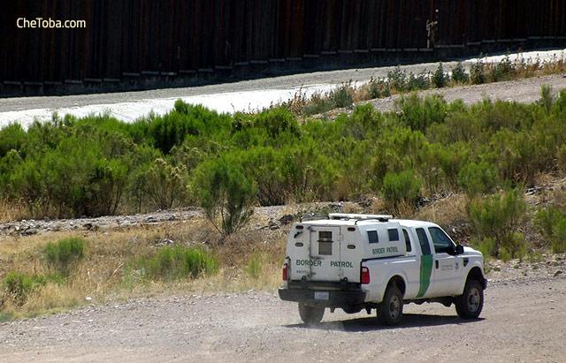 Border Patrol EEUU Nogales